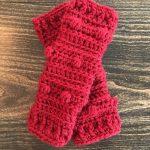 Snow Drifts Leg Warmers crochet pattern by Little Monkeys Designs