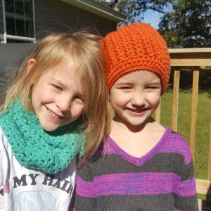 Stay Warm Hat crochet pattern by Little Monkeys Designs