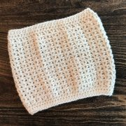 Stay Warm Cowl crochet pattern