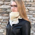 Stay Warm Cowl crochet pattern by Little Monkeys Designs - crochet pattern cowl