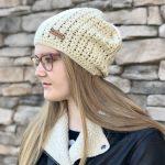 Stay Warm Hat crochet pattern by Little Monkeys Designs - hat and cowl pattern