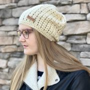 Stay Warm Hat crochet pattern by Little Monkeys Designs - hat and cowl pattern