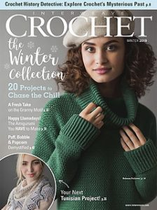 Interweave Crochet Winter 2019
