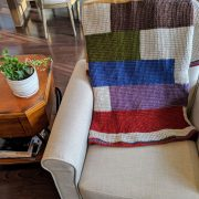 Stacked Quilts crochet pattern by Little Monkeys Designs
