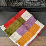 Stacked Quilts crochet pattern by Little Monkeys Designs - crochet pattern afghan
