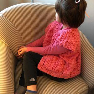 Everyday Cardigan or Vest crochet pattern by Little Monkeys Designs