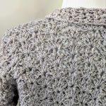 Lacy's Cardigan crochet pattern by Little Monkeys Designs