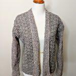 Lacy's Cardigan crochet pattern by Little Monkeys Designs - lacy spring cardigan crochet pattern