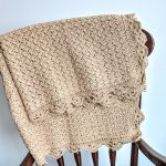 Precious Bundle Baby Blanket crochet pattern by Little Monkeys Designs - crochet baby blanket
