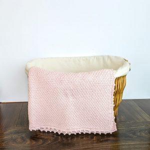 Addies Baby Blanket crochet pattern by Little Monkeys Designs - tunisian crochet baby blanket pattern - crochet pattern baby blanket