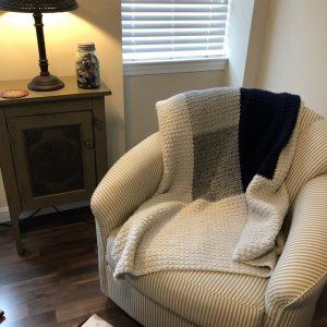 Kemily's Blanket crochet pattern by Little Monkeys Designs - large crochet throw pattern