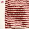 Full of Love Baby Blanket crochet pattern by Little Monkeys Designs - Tunisian crochet pattern