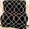Scandinavian Throw crochet pattern
