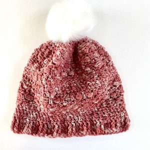 Wrapped Together Hat crochet pattern